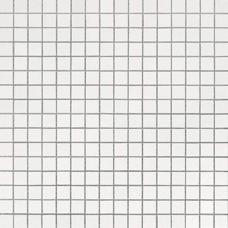 Arkshade-3DWallDesign-Solid-White-Mosaic-12x12-9DSM