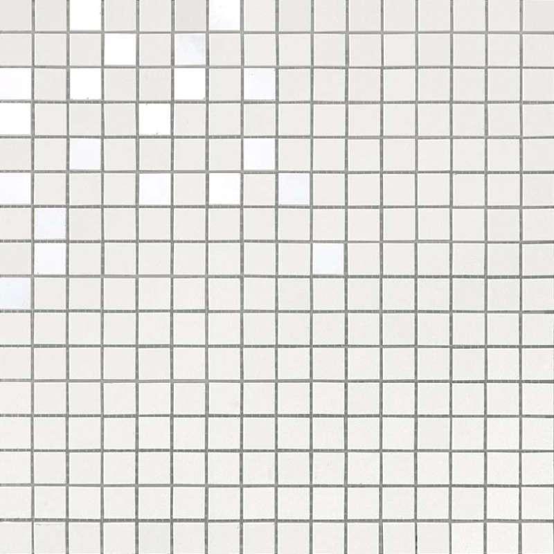 Arkshade-3DWallDesign-Solid-White-Mosaic-12x12-R-9DSM