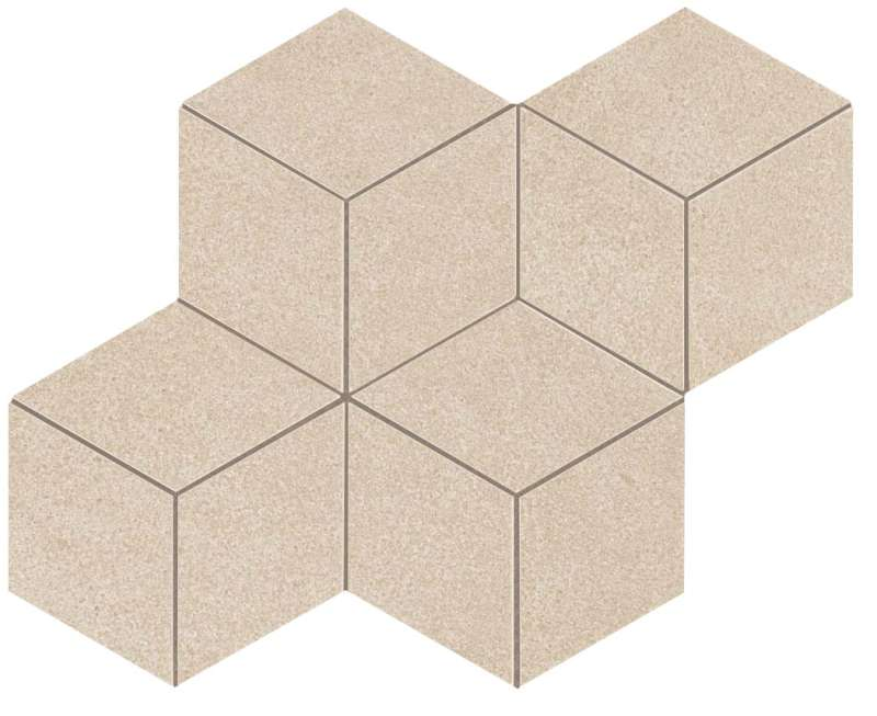 Kone-Beige-Mosaico-Esagono-12X14-AUN2