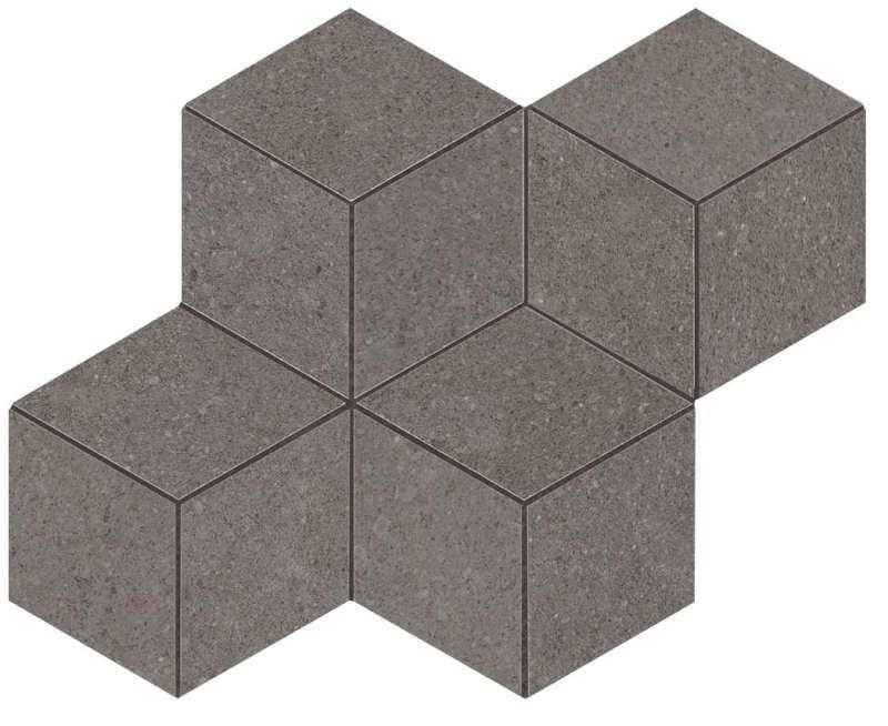 Kone-Grey-Mosaico-Esagono-12X14-AUN5