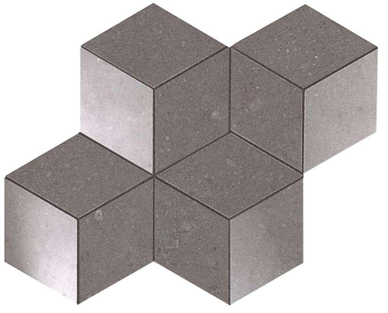 Kone-Grey-Mosaico-Esagono-12X14-R-AUN5
