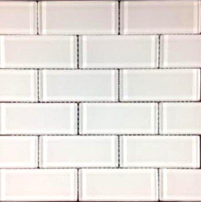White Bricks Glass