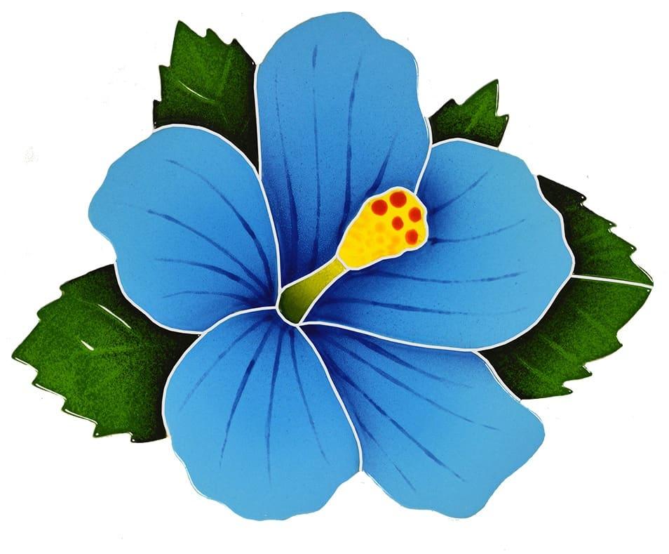 Ceramic-Hibiscus-Blue-HIBBLUS