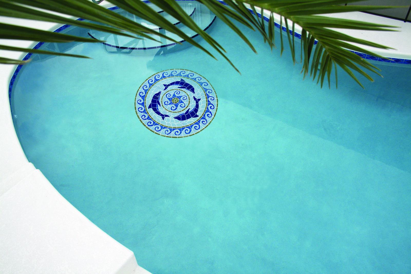 Dolphin-Medallion-Pool