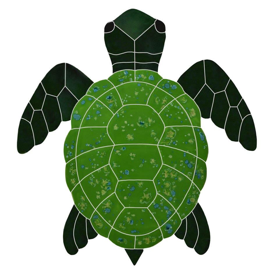 Turtle-Classic-Topview-green-medium