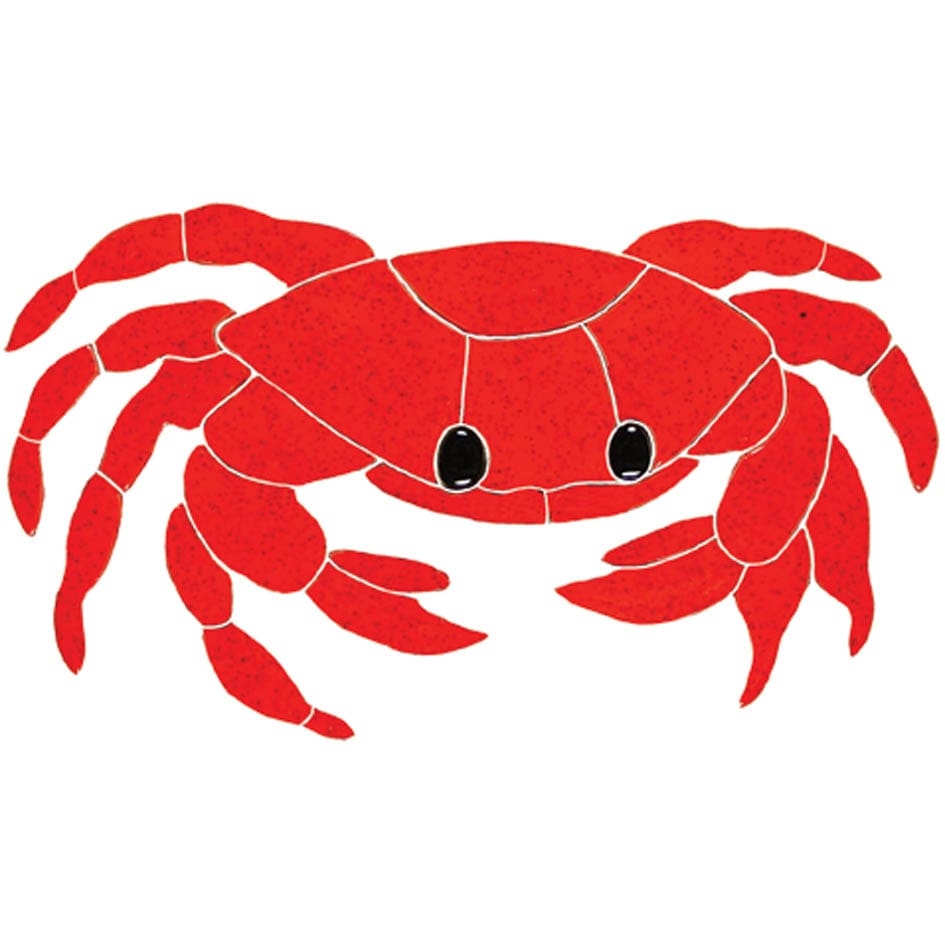 crab-red
