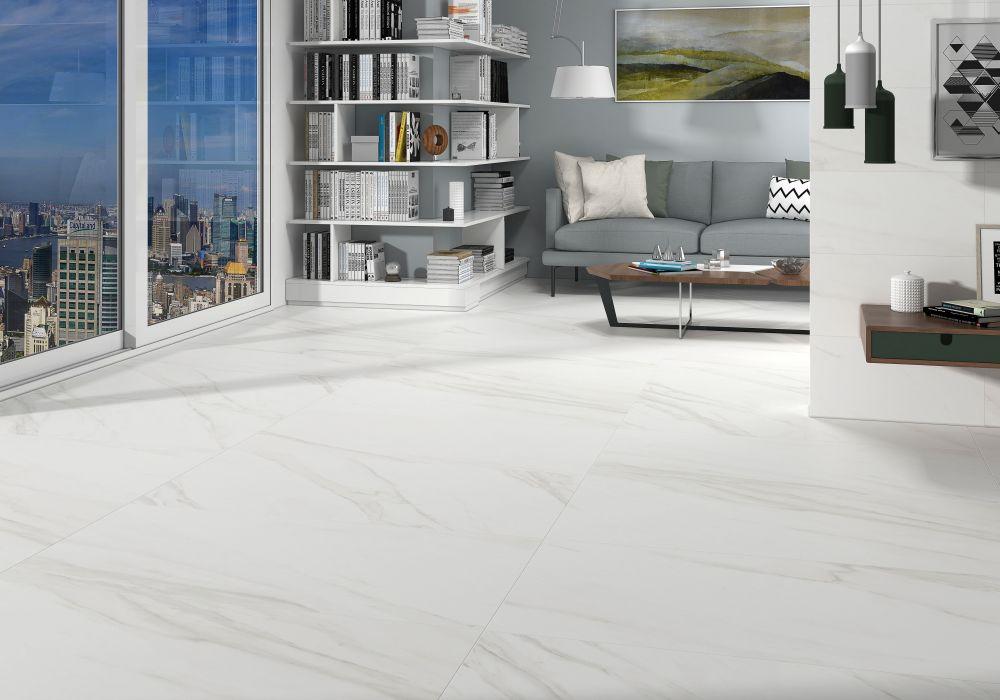 calacatta floor tile