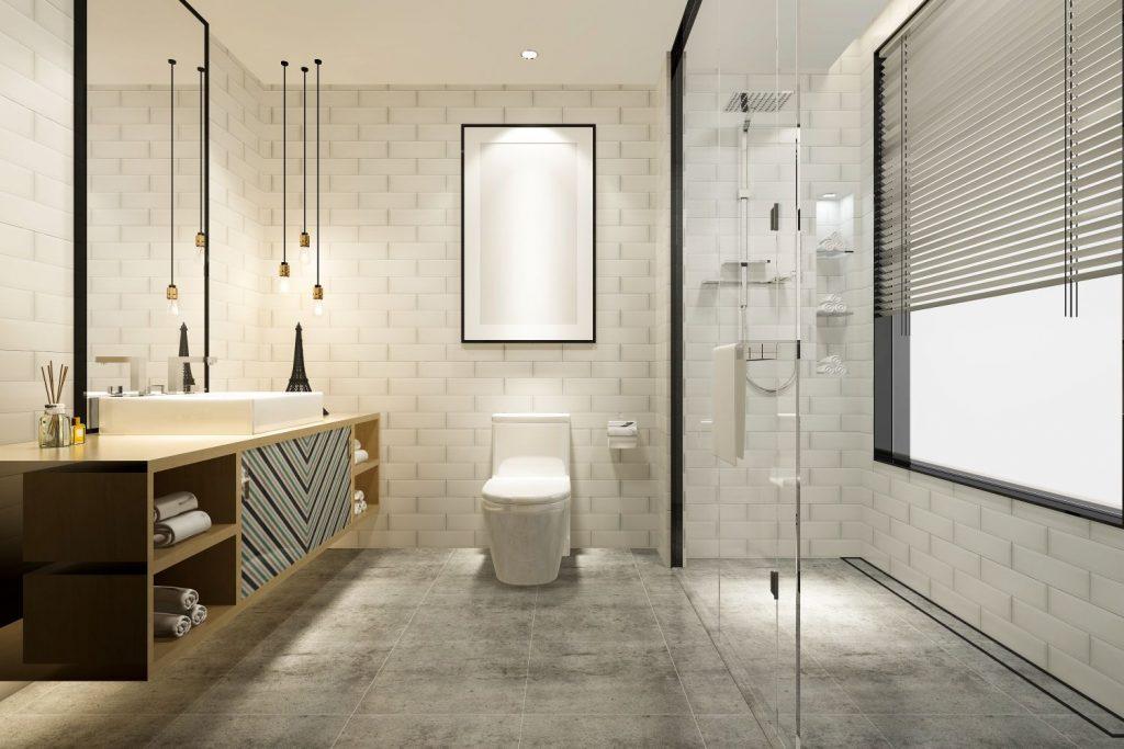 best tile for shower